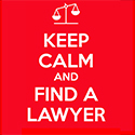 Keep Calm and Find a Lawyer - Boda Law Office